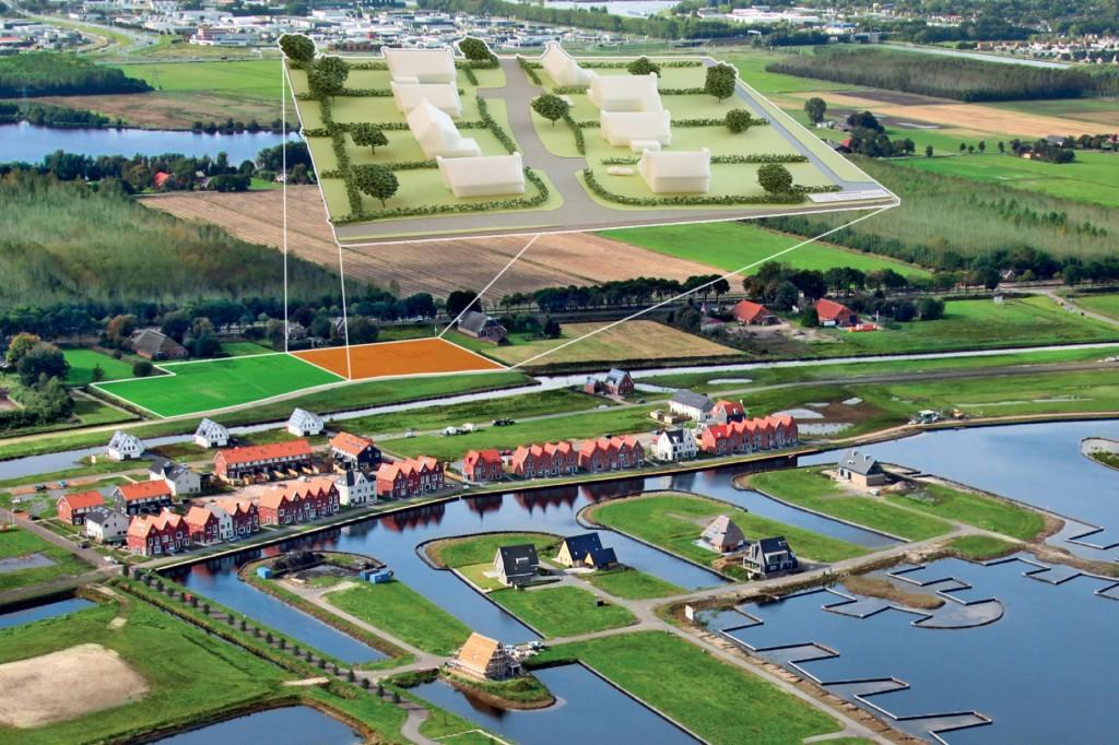Groningen, Meer Wonen 1