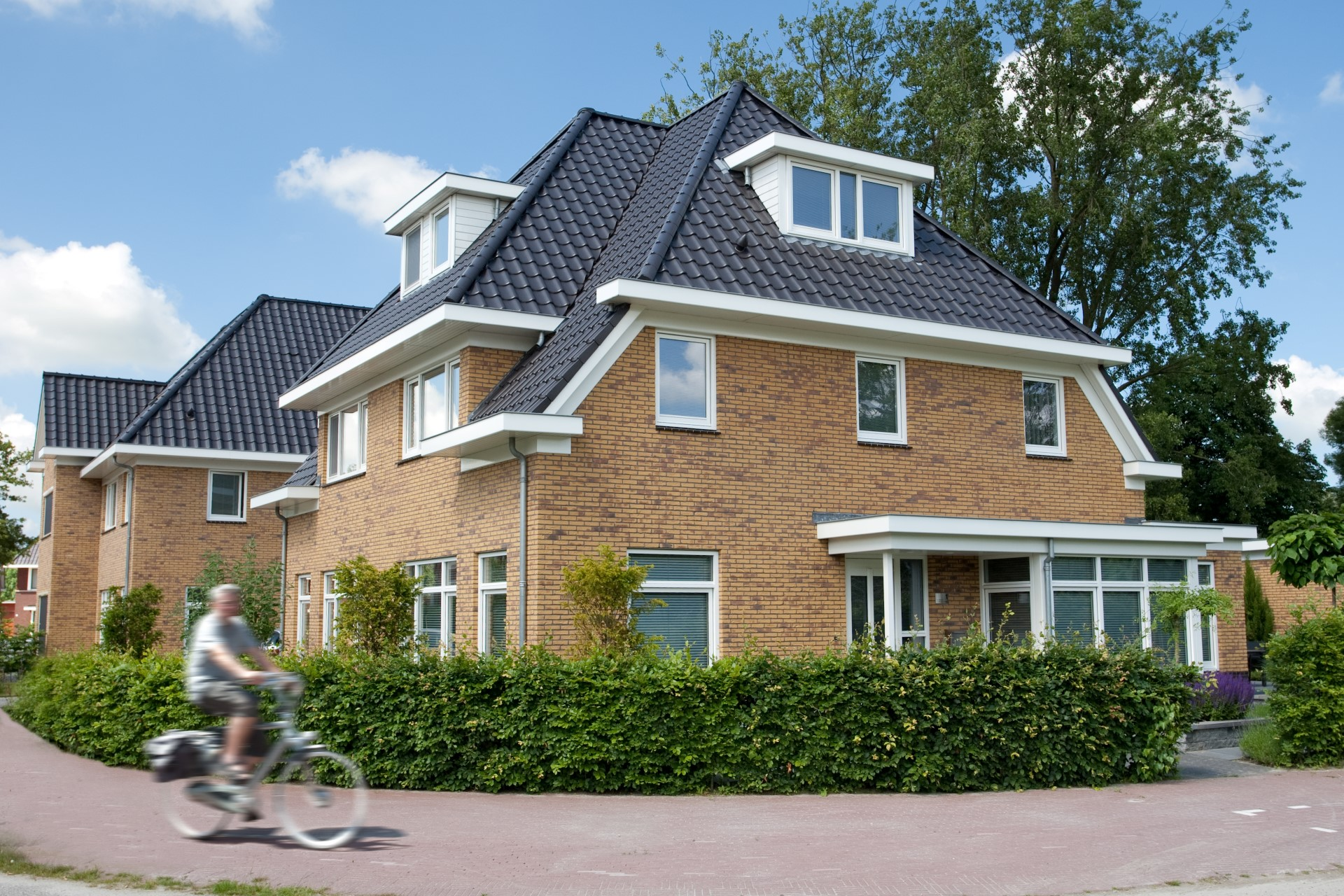 Leeuwarden, Oude Meervilla's 3