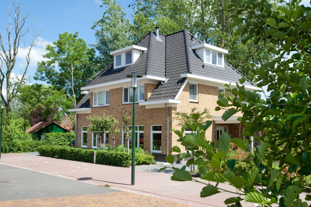 Leeuwarden, Oude Meervilla's 4