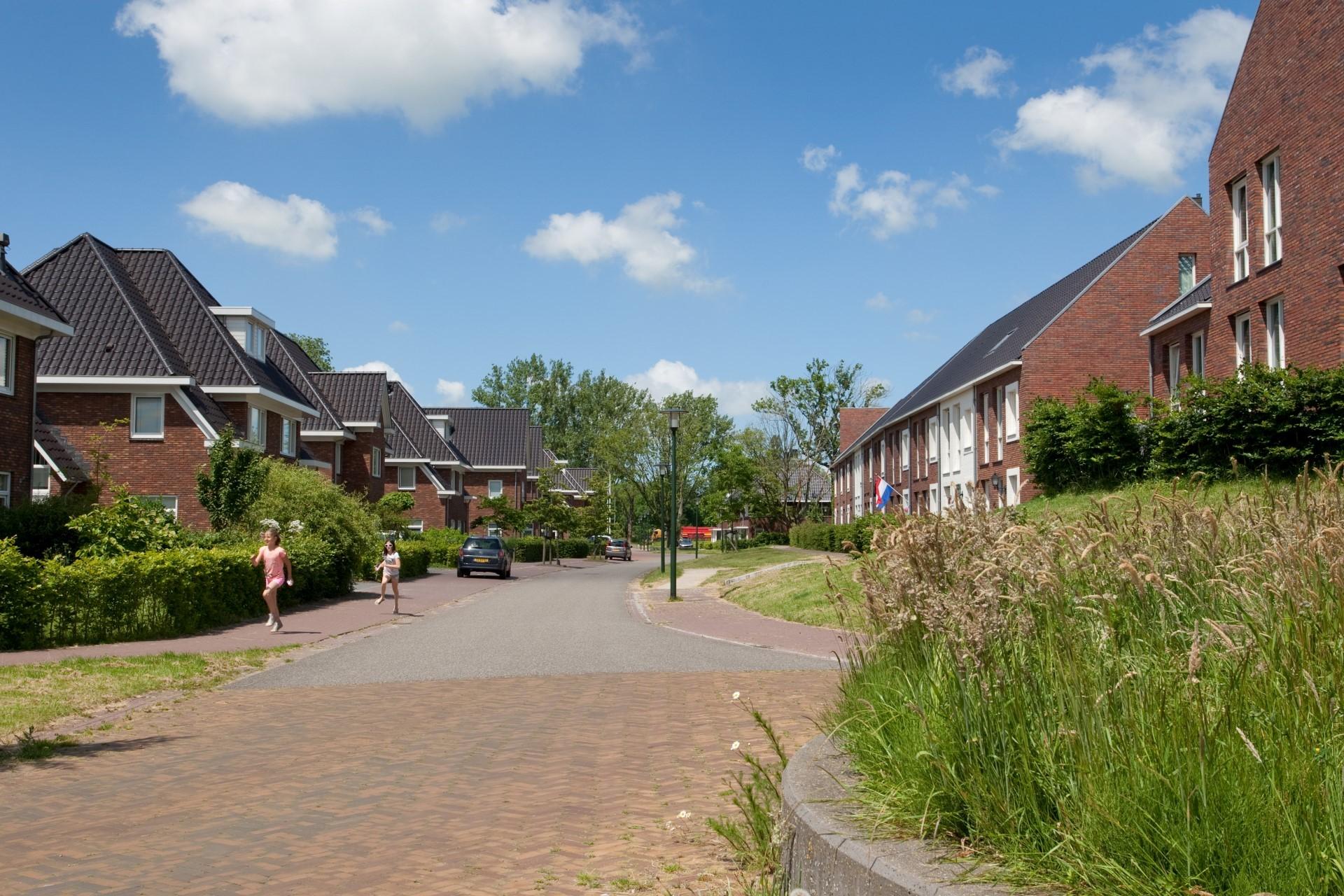 Leeuwarden, Parkvilla's 4