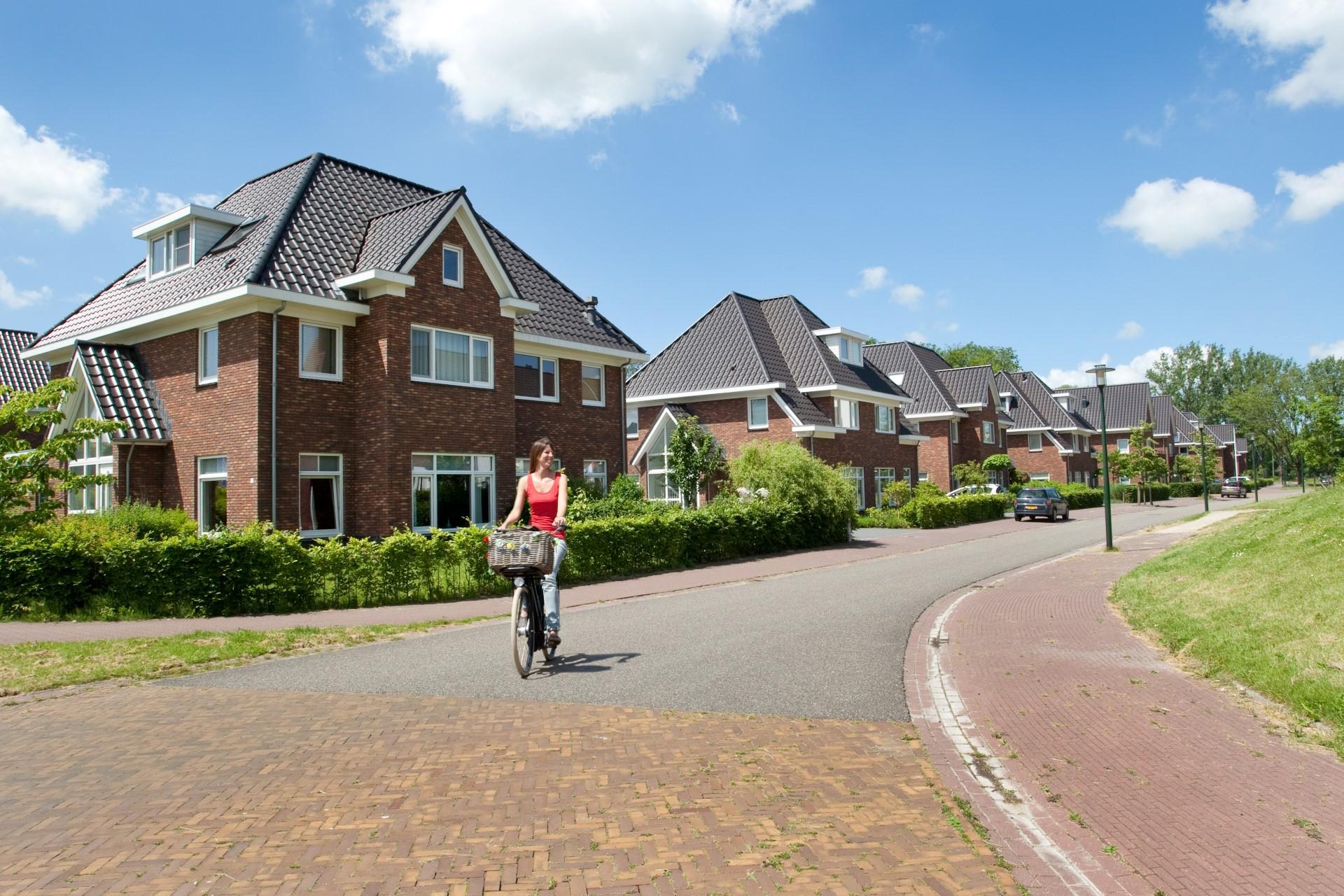 Leeuwarden, Parkvilla's 5