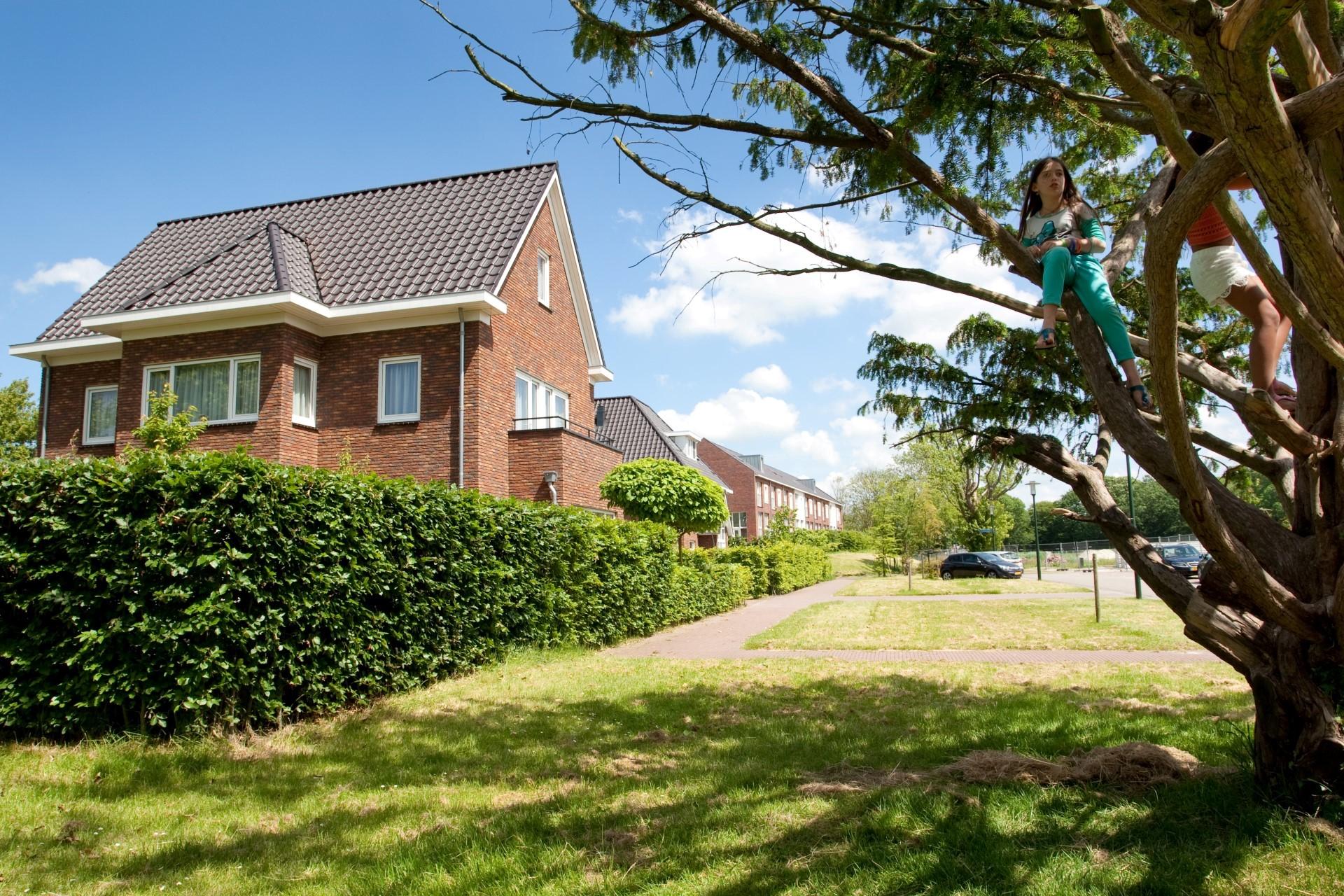 Leeuwarden, Parkvilla's 1