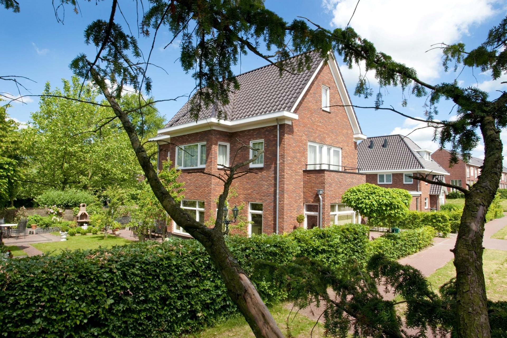 Leeuwarden, Parkvilla's 2