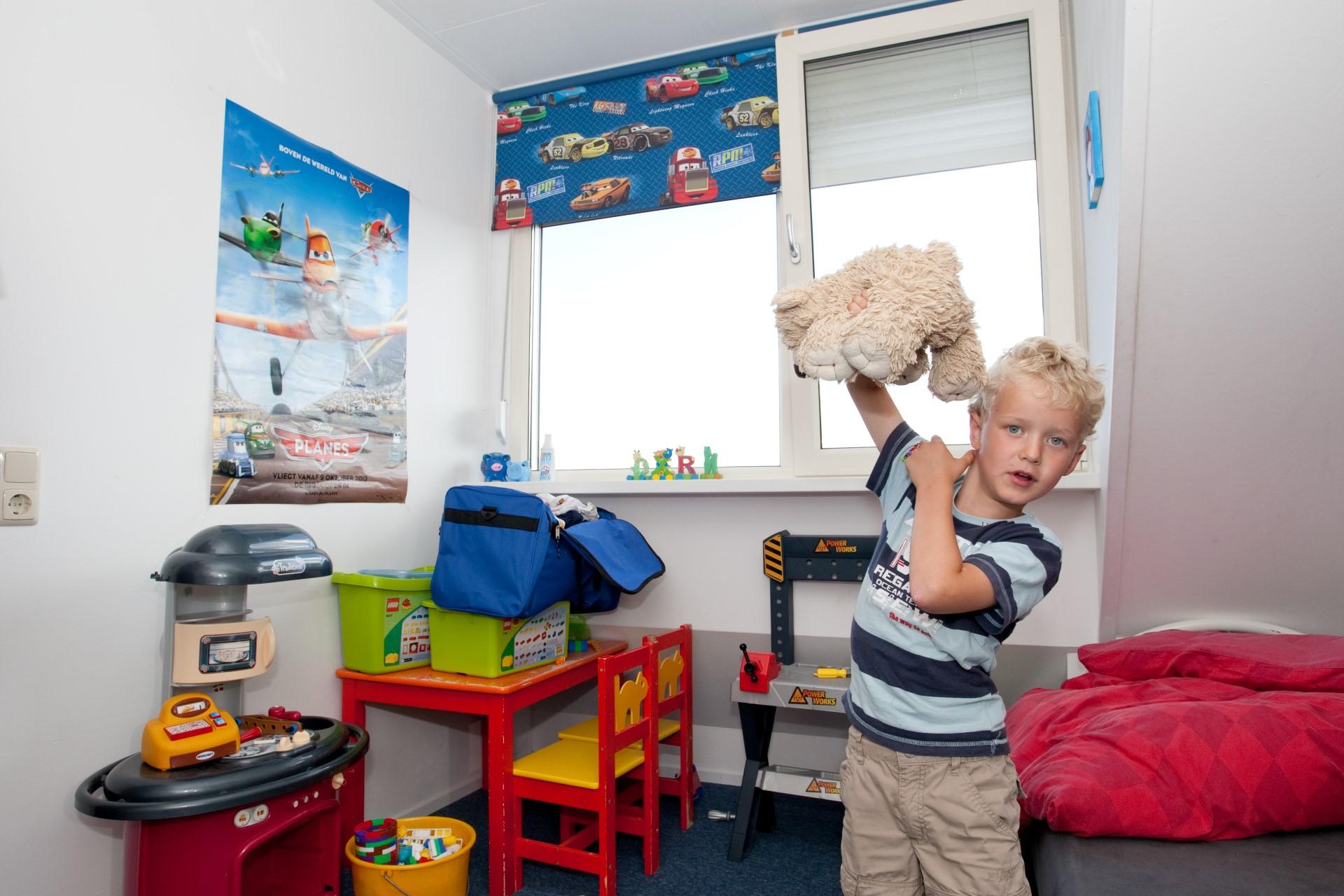 Ik speel graag op mijn kamer (Xander)